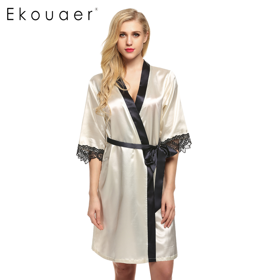 124ae2a37f Online Buy Wholesale satin kimono robe from China satin .