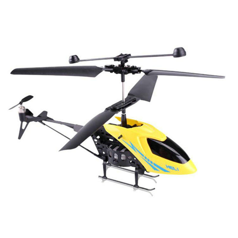 2016 New, 3.5-channel Remote Control Helicopter Kids Toys Mini Model Helicopter Remote Control Aircraft Shatterproof Gifts