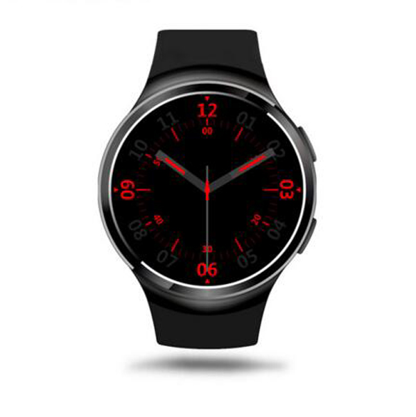 Prix pour D'origine Finow X3 Plus K9 Bluetooth Smart Watch Android5.1 MTK6580 Quad Core 1 GB + 8 GB Coeur Taux Smartwatch Horloge pour iOS Android