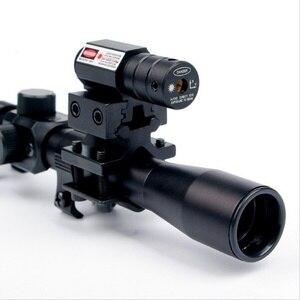 Rifle Hunting 4x20 Air Gun Rif