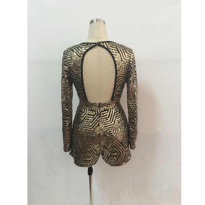 2017 новые модные женские пикантные спортивные костюмы, комбинезоны, боди, женские повседневные облегающие комбинезоны, клубный комбинезон C2742