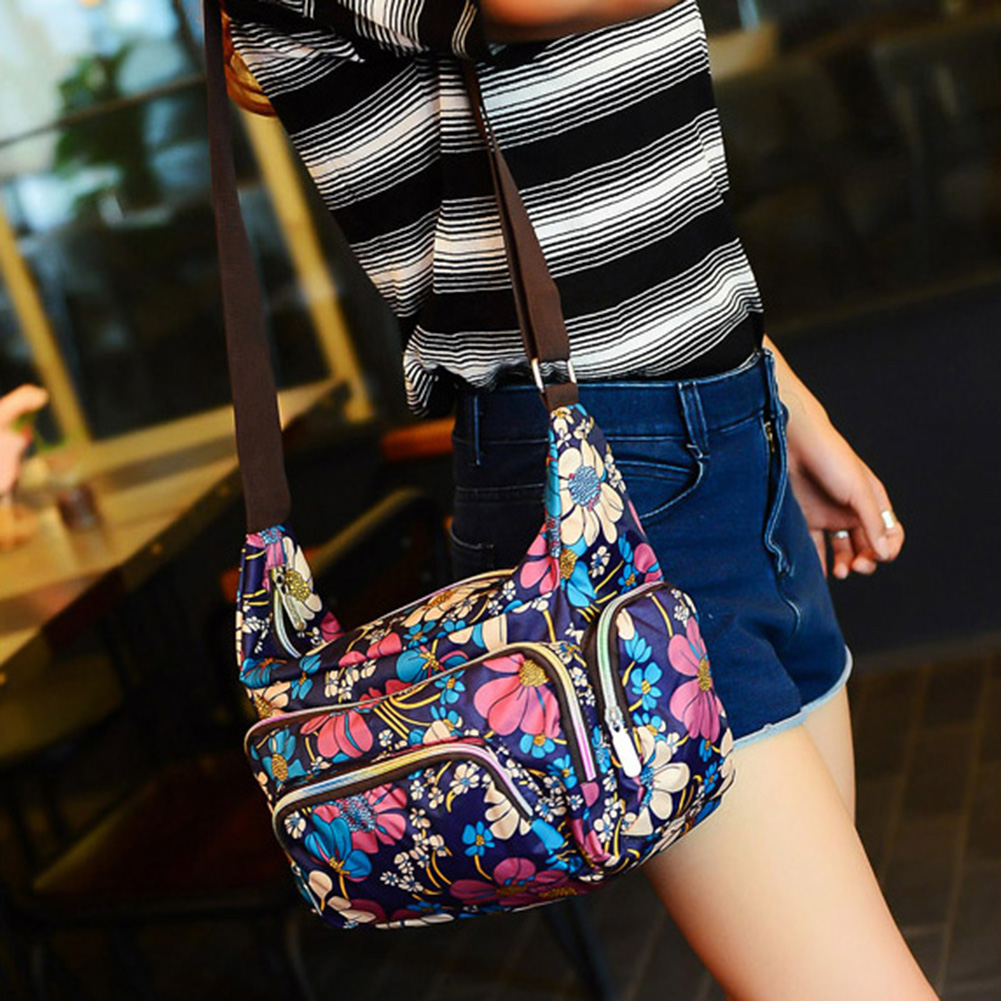 Crossbody-Bag Flap Tassen Sac Multi-Pocket Wome Nylon Female Mini Dames Beach Luxury Designer