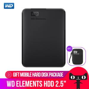 Western Digital WD 2 TB 4 TB 1 TB 2.5 USB 3.0 Hard Drive Disk for PC laptop