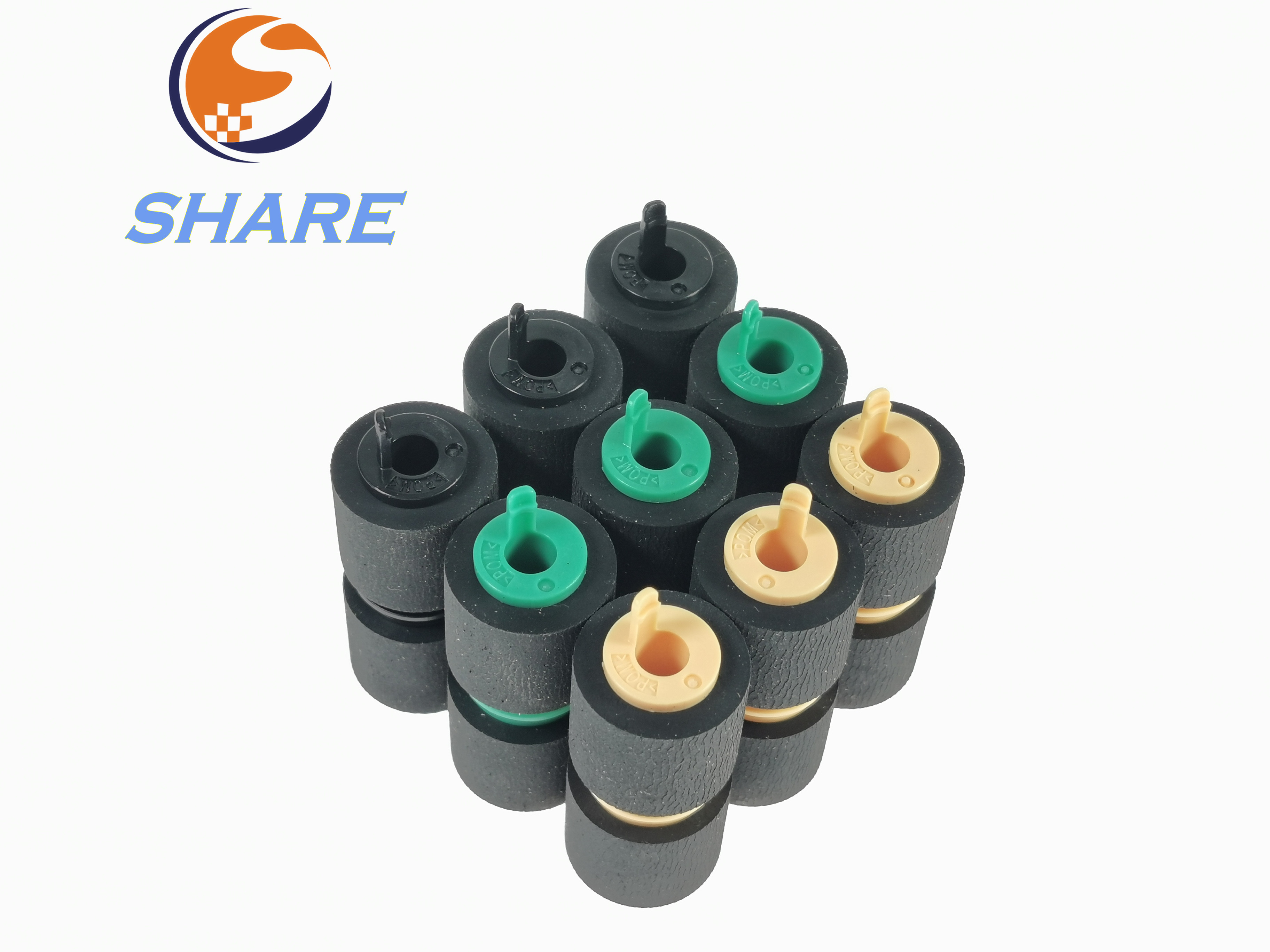 Share 15ps Pickup Roller Kit For Lexmark 954 952 950 For Xerox 7500 7800 5325 5330 5335 7120 7125 7220 7225 7425 7428 7435 7556