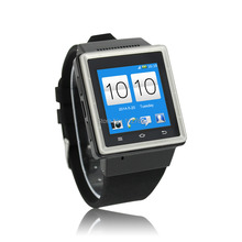 "ZGPAX SmartWatch S6 1,54 ""Smart Watch Smartphone Android 4.04 Bluetooth V4.0 MTK6577 Dual Core 2.0MP Kamera Wifi WCDMA GSM GPS"