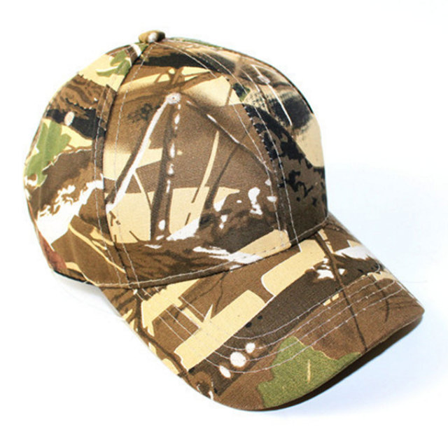 Mens Army Camo Cap Baseball Casquette Camouflage Hats For Men Women Hunting  Fishing Blank Hat Desert Outdoor Cap Racing Hat 6f7f66280825