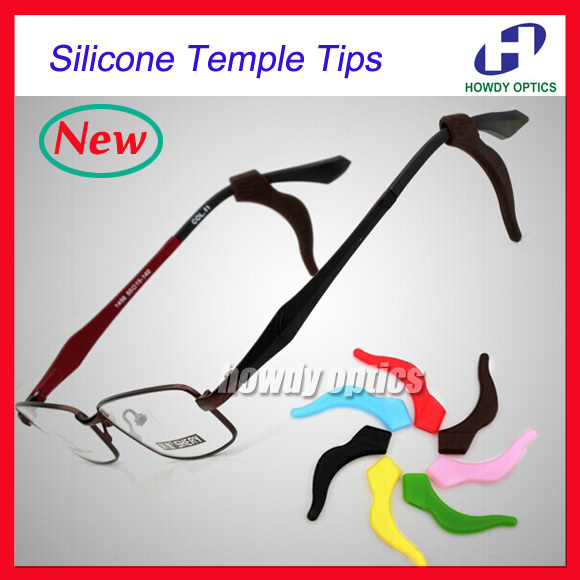 c2eab097454e 20pairs New High quality Sunglasses eyeglasses silicone ear hook Anti Slip  temple tip holder glasses accessories-in Accessories from Apparel  Accessories on ...