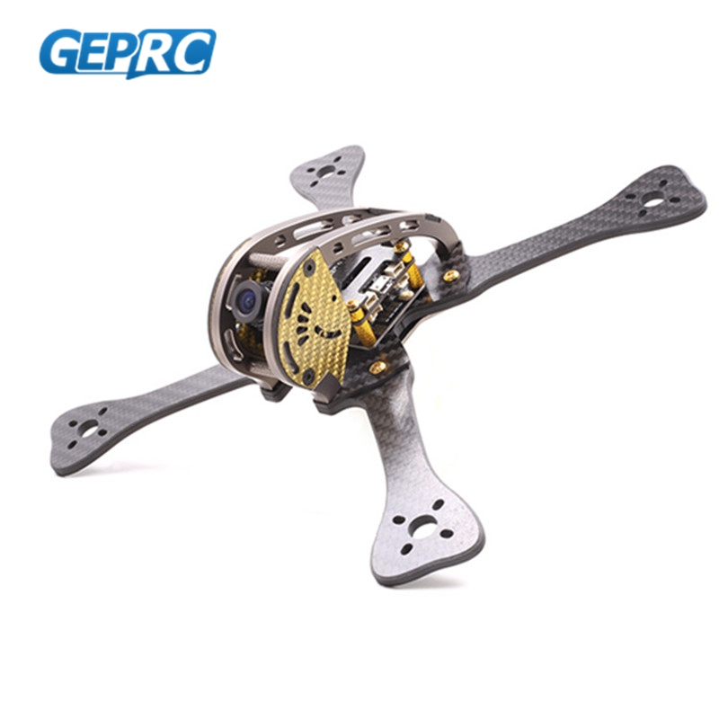High Quality GEPRC GEP LX Leopard LX4 LX5 LX6 195mm 220mm 255mm 4mm Arm FPV Racing Frame Kit Combo With PDB 5V 12V RC Quadcopter