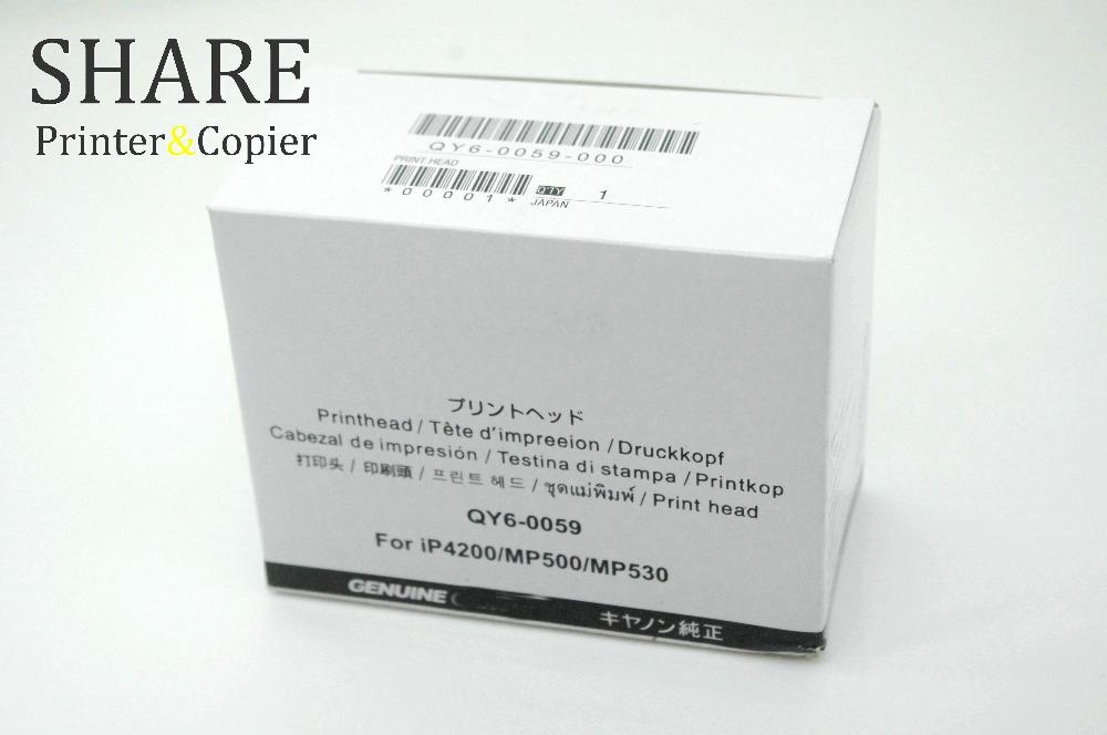 Prix pour Tête d'impression QY6-0059 d'origine nouveau Pour canon IP4200 MP500 MP530
