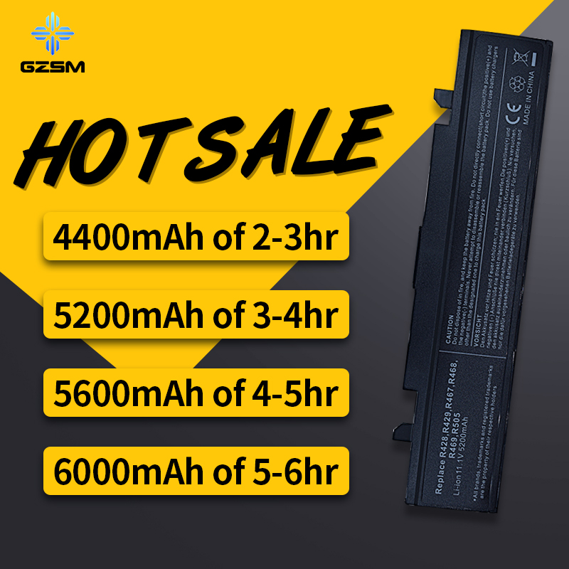 HSW laptop battery for Samsung aa pb9nc6b np350v5c AA PB9NC6W AA PB9NC5B AA PB9NC6B AA PB9NS6B AA PB9NS6W battery for laptop in Laptop Batteries from Computer Office