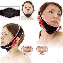 1 pcs Face Lift Tools Thin Face Mask Slimming Facial Thin Masseter Chin Skin Thin Face Bandage Belt Women Face Care Beauty D3