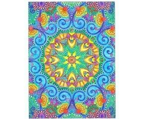 Image 2 - แรงบันดาลใจเซน50 Mandalasป้องกันความเครียด(ฉบับที่3),หนังสือระบายสีสำหรับผู้ใหญ่ศิลปะสร้างสรรค์หนังสือ