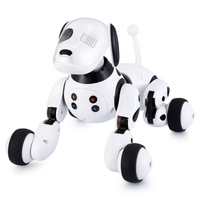 DIMEI 9007A Robot Dog Electronic Pet Intelligent Dog Robot Toy 2.4G Smart Wireless Talking Remote Control Kids Gift For Birthday