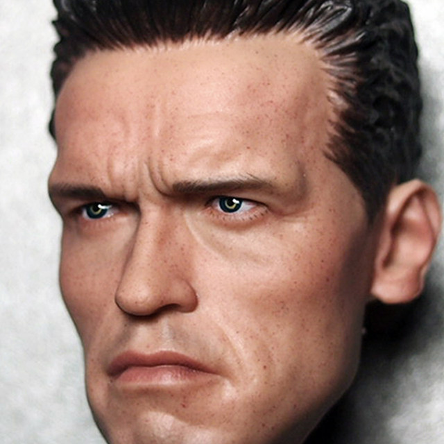 Online shop normal version 16 ladder arnold schwarzenegger male online shop normal version 16 ladder arnold schwarzenegger male head sculpt model terminator 2 for 12 action figures toys accessories aliexpress mobile altavistaventures Gallery