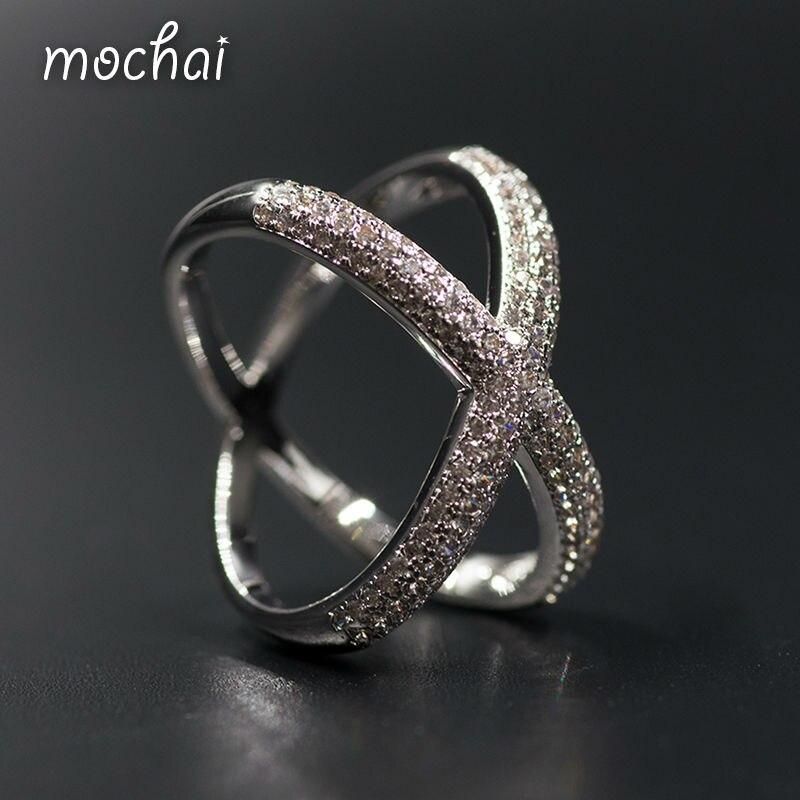 Modern ring jewelry