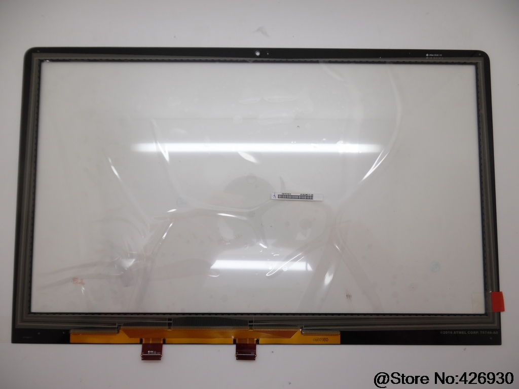 Laptop Digitizer Touch Screen For Samsung NP940X3L 940X3L black New touch screen samsung i900