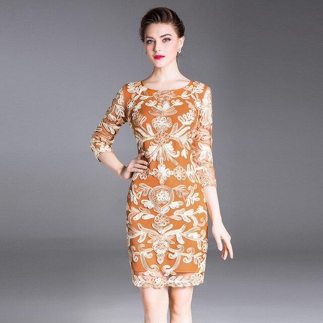 Office lady Pencil dresses 2018 new Spring Autumn fashion Christmas Dress  plus size 4xl women elegant Knee-Length vintage dress d54254c0f928