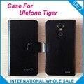 ¡ Caliente! 2016 Ulefone Tiger Case, 6 Colores de Alta Calidad de Cuero Caso Exclusivo Para Ulefone Tigre Protector Cubierta Del Teléfono de Seguimiento