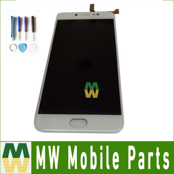 High Quality For Vivo Y67 LCD Display +Touch Screen  Assembly 1PC/Lot  White Color With Tools