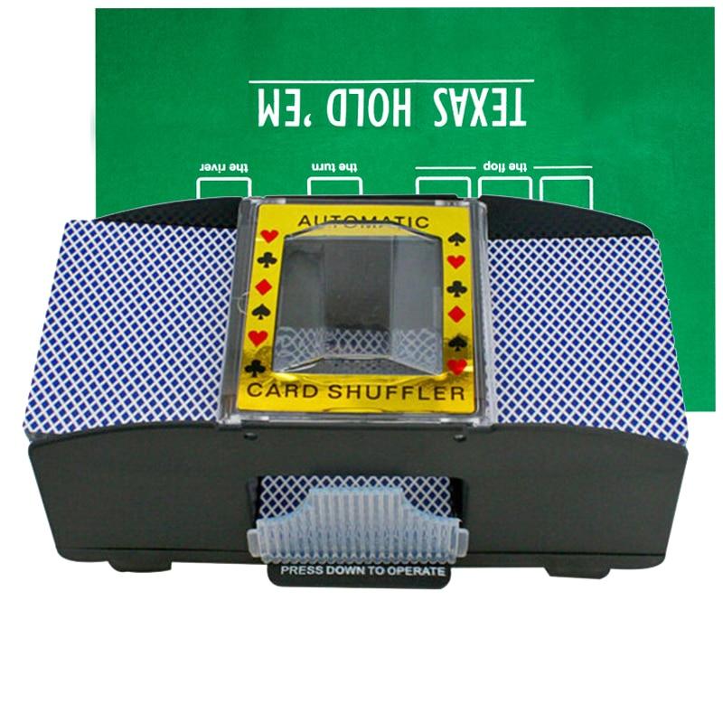 aliexpress  buy automatic card shuffler playing cards