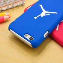 NBA Jordan Phone Cases for iPhone 8 7 6 X XR XS Max