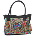 2017 new Ethnic Elephant Thai style shoulder bag portable dual characteristics of Chinese style free shiping 14
