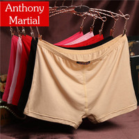 4Pcs Lot New Sexy Women Ladies Casual Comfortable Seamless Boxer Shorts Femme Safety Panties Sexy Lingerie