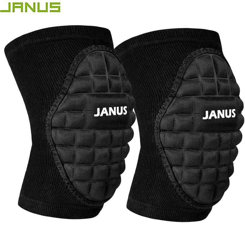 2017 High Quality Football Protective <font><b>Pads</b></font> Sponge Goalkeeper Kneecap Volleyball Basketball Sports Knee Support Fitness Knee <font><b>Pads</b></font>