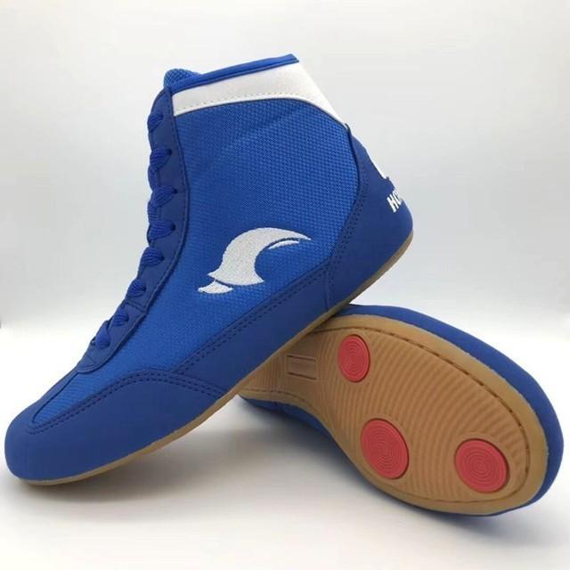 Борцовки Самбовки обувь для борьбы и бокса 5