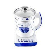 Waterkoker Volledige automatische multi-functionele elektrische keramische kokend thee pot  zwart camellia theepot