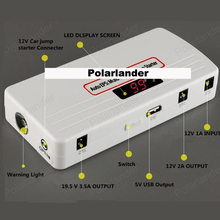 new MultiFunction Petrol & Diesel 12V Car Power Bank Mini Car Jump Starter Mobile Power Charger with 1 USB port