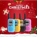 Crianças Brinquedo Rádio T388 Walkie Talkie Crianças Rádio UHF Rádio EM Dois Sentidos T-388 Walkie Talkie Toy Presente das Crianças