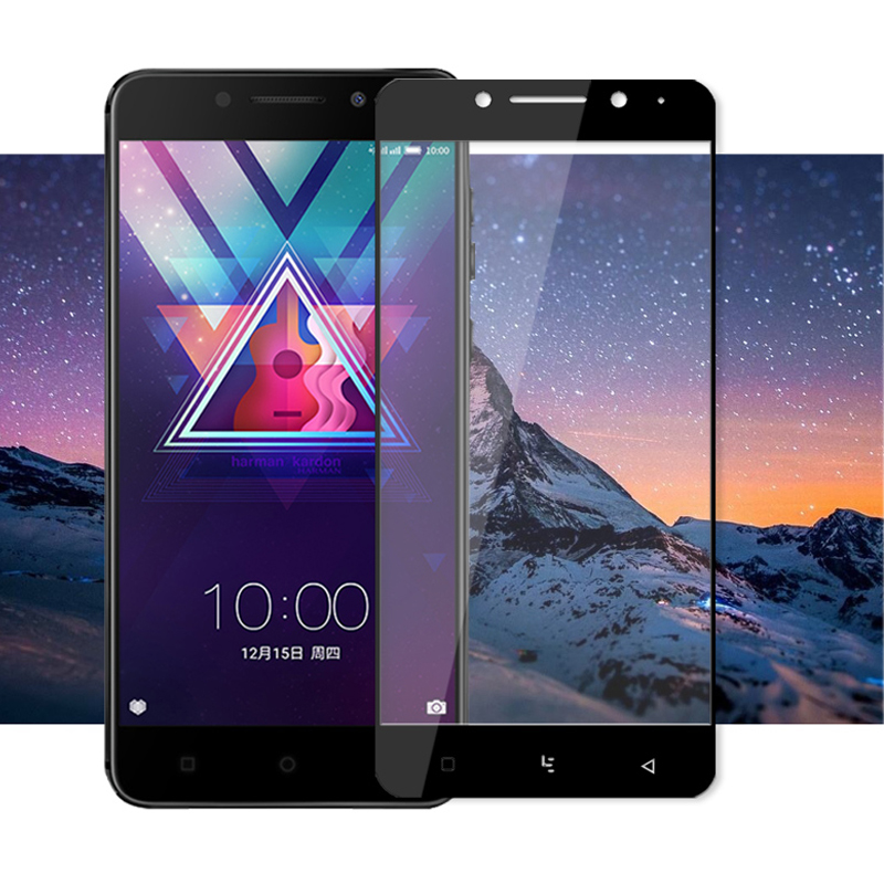 2PCS Ultra-Thin screen protector Tempered Glass for Leeco Cool pad Cool S1 S 1 full Screen protective For Changer S1 S 1 C105