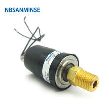 SMF08A 1/8 1/4 High Current Pressure Switch Fixed Set Point Automatic Reset Air Water Quality NBSANMINSE