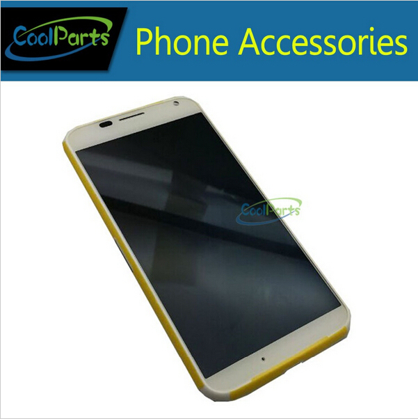 1PC/Lot High Quality For Motorola X Moto X XT1053 XT1058 XT1060 LCD Display And Touch Screen Digitizer Assembly With Frame