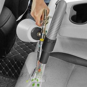 Image 2 - 2 w 1 myjka ciśnieniowa pistolet Tornado myjnia samochodowa pistolet do piany odkurzacz śniegu lanca pianowa wnętrze urządzenia do oczyszczania