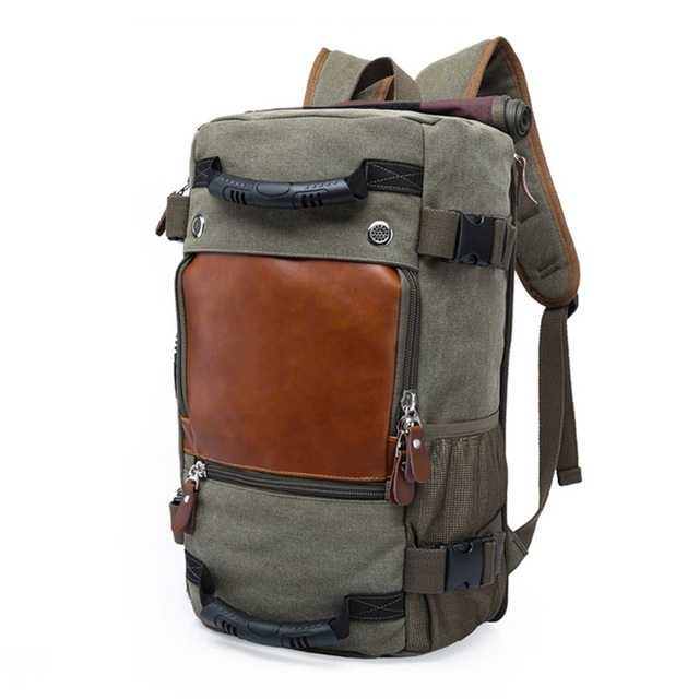 Stylish Male Luggage Computer Backpacking Travel Large Capacity Backpack  Functional Versatile Bags AB W3 31a6a7e00ac52