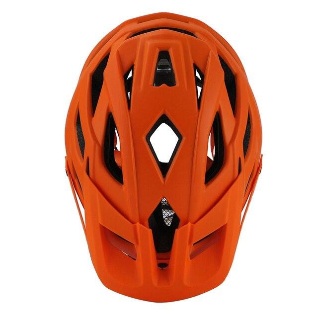 1 pc ciclismo capacete das mulheres dos homens leve respirável in-mold boné de segurança da bicicleta ao ar livre esporte mountain road bike equipamentos rr7246 1