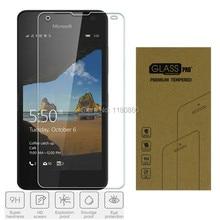 Premium Tempered Glass Screen Protector Guard Film For Microsoft Nokia Lumia 430 435 532 640 640xl