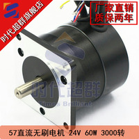 57 DC Brushless Motor 57BL55S06 230TF9 60W 3000 Turn 24V Drone Accessories Hot Sale