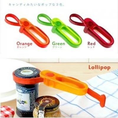 Continentale multifunctionele opener eenvoudige plastic openingen van - Keuken, eetkamer en bar