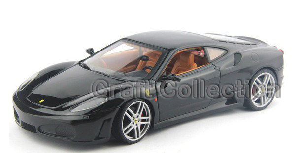 * Black 1:18 F430 Sport Car Alloy Model Car Two Colors Made by Origin Factory Roadster