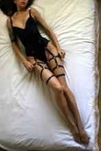 Erotic Leg Harness Garter Belt