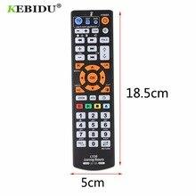 KEBIDU Für L336 IR Fernbedienung Universal Smart Fernbedienung Controller Mit Lern Funktion für TV CBL DVD SAT Für l336
