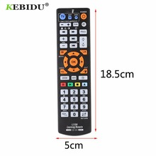 KEBIDU For L336 IR Remote Control Universal Smart Remote Control Controller With Learning Function for TV CBL DVD SAT For L336