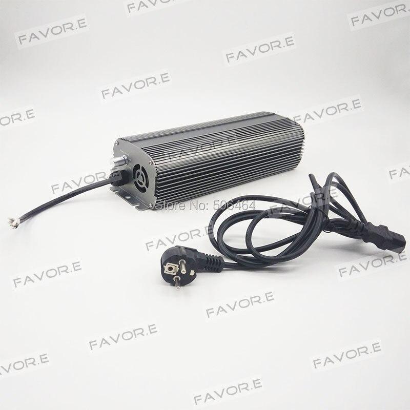 Ballast électronique dimmable de MH/HPS 600 W pour la prise de l'ue de réverbère