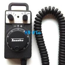 TOSOKU ручной импульсный генератор HC115 4 оси электронный маховик для станков с ЧПУ