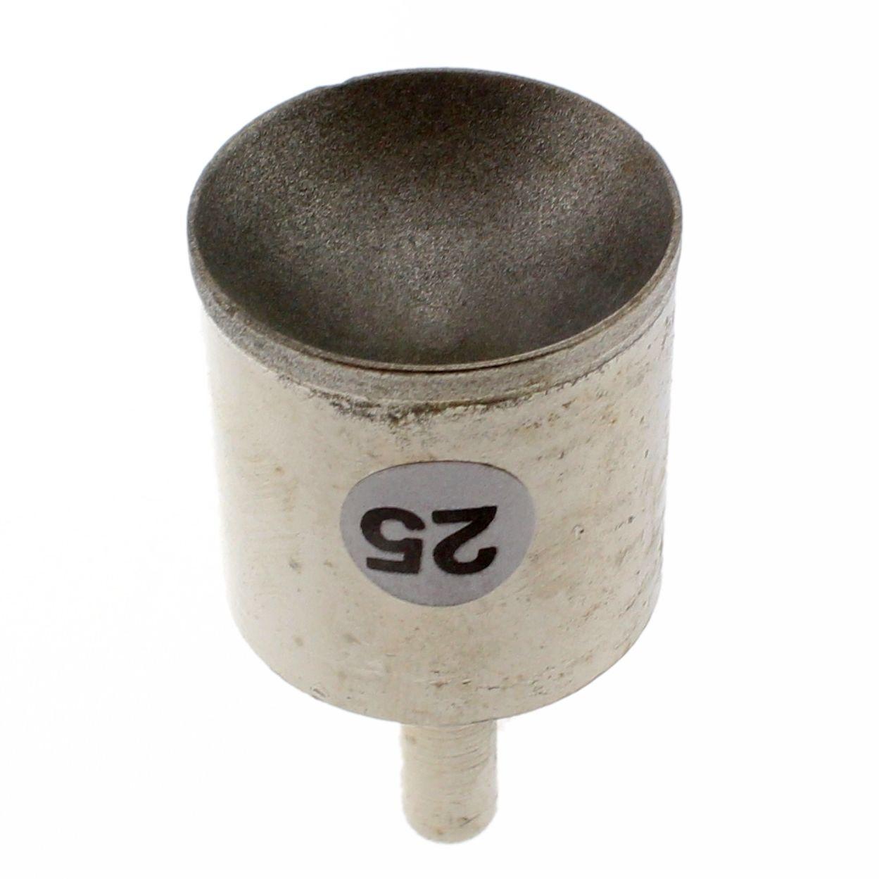 Diamond Mounted Point 10-40 mm SPHERICAL CONCAVE Head Grinding Bit Grit 600 Gems ILOVETOOL 6 inch lapidary concave arc diamond coated grinding wheel grind spherical 6 mm ilovetool