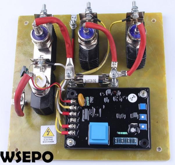 GAVR-75A AVR/Automatic Voltage Regulator For Brush Type Diesel Generator Set