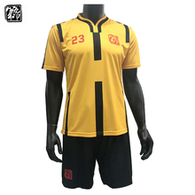 Men Soccer Jerseys 2017 2018 Football Uniform Shirt Training Set Dijiuyin-009